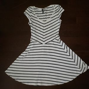 H&M twirl dress